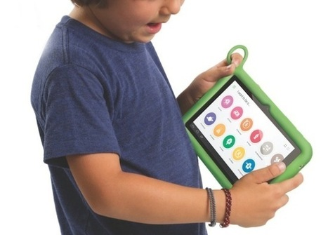 fuseproject: One Laptop Per Child XO Tablet | Impact:  The Future of Education | Scoop.it