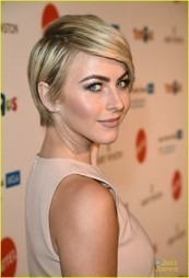 Julianne Hough Short Hairstyles For 2014 Shor