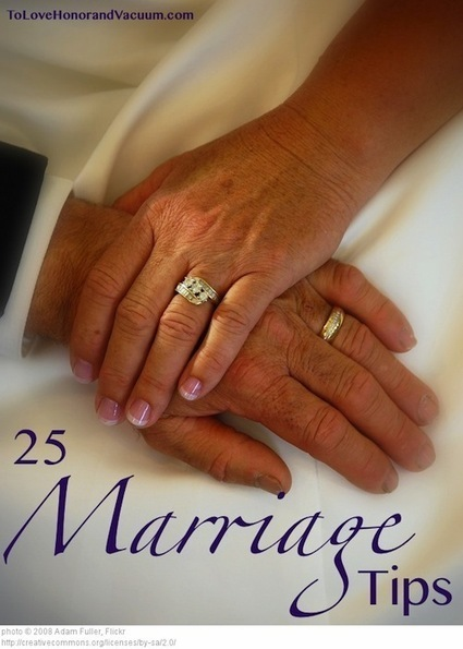 25 Funny Marriage Tips for a Happy Marriage | Staying Together | Scoop.it
