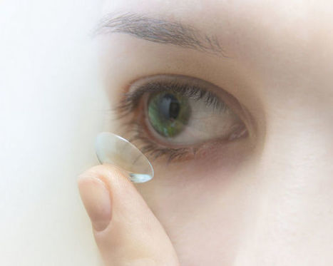 One pair, take care: Healthy habits for contact lens wear | Drs. McIntyre, Garza, Avila, & Jurica | Scoop.it