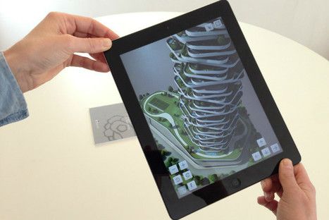 Augmented Reality Poised to Transform Architecture | Augmented Reality in Education and Training | Scoop.it
