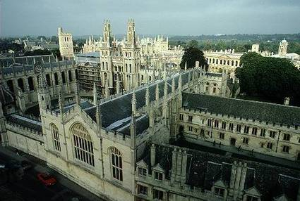 Las Universidades de Oxford y Cambridge | Universitas Magistrorum Et Scholarium. | Scoop.it