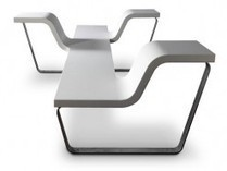 Get Out! M² Bench by Studio Segers | Furniture Design | Scoop.it