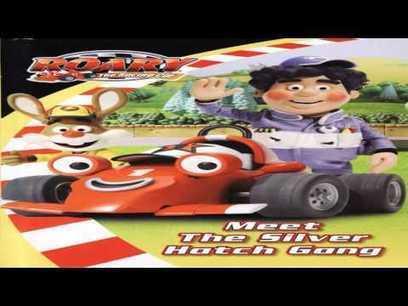 Roary Yarış Araba çizgi Film M