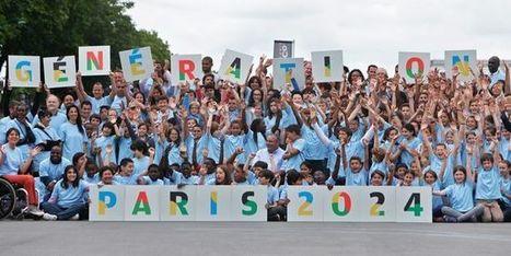 JO2024 > #GrandParis pour des quartiers olympiques, l'opinon deLaurent Thieule, président de Sport et citoyenneté   Le Grand Paris sous toutes les coutures   Scoop.it