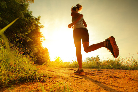 How To Turn Your Run Into A Meditation | Mental Health & Emotional Wellness | Scoop.it
