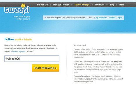 Cómo conseguir seguidores en Twitter (TRUCO Efectivo) | En la red | Scoop.it