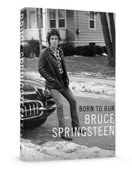 Scoop de « Libé » : Bruce Springsteen a sorti son autobiographie - le Blog Bruce Springsteen | Bruce Springsteen | Scoop.it