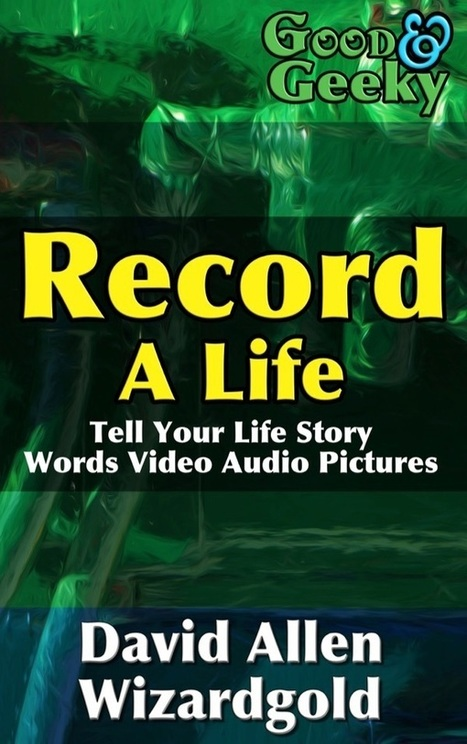 Day One of Record a Life | No Stylus - All about Touch Screen | Scoop.it