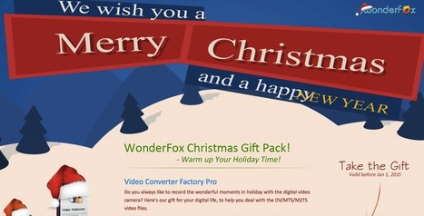 [Giveaway] WonderFox Christmas 2014 | Free license for you | Bitdefender 2013 | Scoop.it