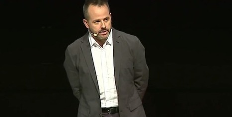 Man Takes The Stage During TED Talk… To Rip Apart TED Talks (Video) | Elite Daily | Public scholarship | Scoop.it