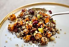 Quinoa, Turkey, Hawaii and the Stuffing - Recipes [GF, V] - The Recipes Hunter | @FoodMeditations Time | Scoop.it