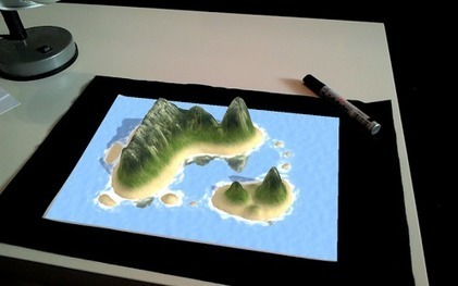 LandscapAR augmented reality - Applications Android sur Google Play | geoinformação | Scoop.it