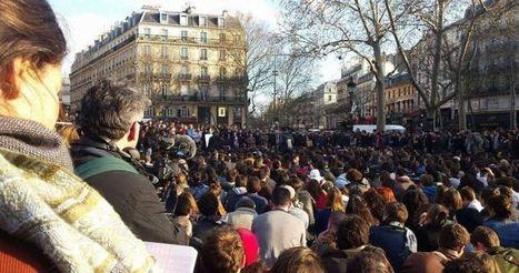 "Una notte con gli ""indignati"" francesi | International Communication 15M Indignados Occupy | Scoop.it"