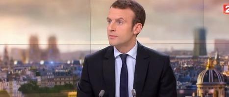 Emmanuel Macron : pourquoi il fait peur à François Fillon et Marine Le Pen | Mediapeps | Scoop.it
