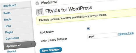 WordPress Plugins to Help Make Your Site Responsive | blogging | Scoop.it