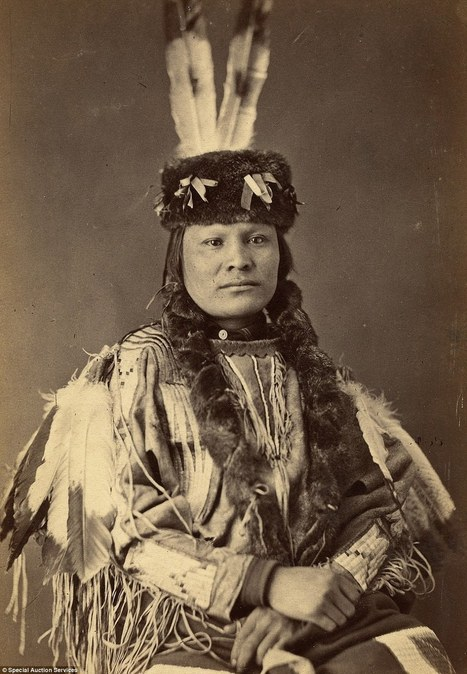 Pictures of Native Americans show an ancient culture on the edge | Western Lifestyle | Scoop.it