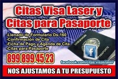 Citas Visa Laser Y Citas Para Pasaporte Tol R