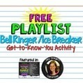 Back To School Beginning of the Year Free Playlist Icebreaker Activity | Digital Sandbox | Scoop.it