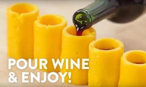Shots de vin au fromage - la recette américaine qui fait grincer des dents | BenWino | Scoop.it