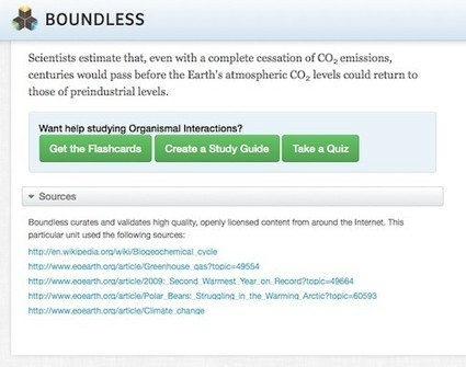 Boundless, the free alternative to textbooks, releases its content under Creative Commons | OER Research Hub | Scoop.it