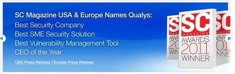 Sécurité IT : Qualys délivre son service gratuit FreeScan aux PME | ITespresso.fr | ICT Security Tools | Scoop.it