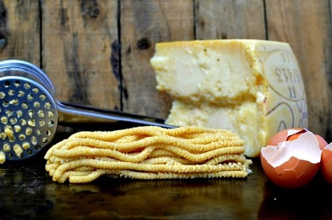 Le Marche Peasant Cooking: Passatelli in Brodo | Le Marche and Food | Scoop.it