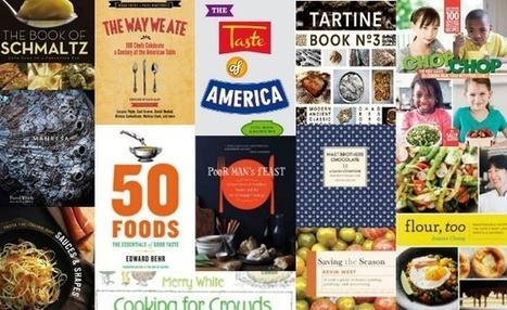 The Best Food Books of 2013 - The Atlantic | Urban eating | Scoop.it