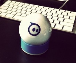 SPHERO actualizado con realidad aumentada | REALIDAD AUMENTADA Y ENSEÑANZA 3.0 - AUGMENTED REALITY AND TEACHING 3.0 | Scoop.it