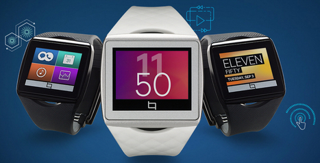 Smartwatch Uses Bio-ispired Mirasol Display Technology | Biomimicry | Scoop.it