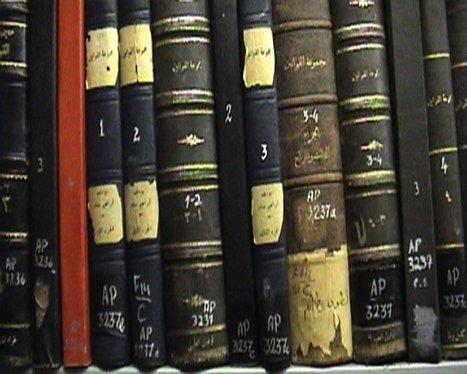 Palestine : le grand casse des bibliothèques privées | Autres Vérités | Scoop.it