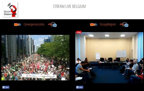 #Blockupy European Assembly, building democracy from below #OccupyBrussels | Occupy Belgium | Scoop.it