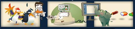 Créer des animations Flash ou Html5 gratuitement | | TUICE_Université_Secondaire | Scoop.it