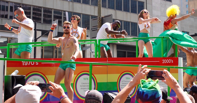 Pride Isn't Just For The Summer: 8 LGBT Events You Can Still Attend This Year
