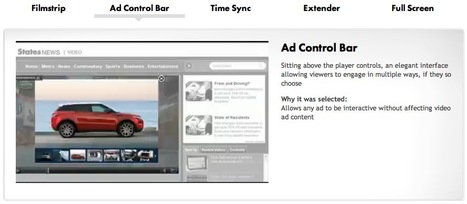 Five New Interactive Video Ad Types from IAB | Online Video Publishing | Scoop.it