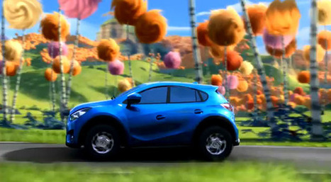 "Mazda under fire for ""crass commercialization"" of Dr. Seuss' Lorax [w/video] 