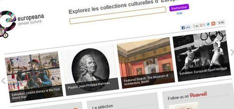 REGARDS SUR LE NUMERIQUE | Explorez les métadonnées de 20 millions d'oeuvres européennes ! | L'Open Data fait son chemin | Scoop.it