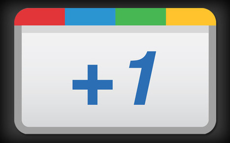 How Google's +1 Button Affects SEO | The Perfect Storm Team | Scoop.it