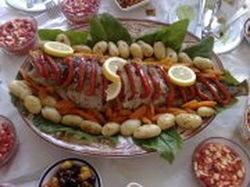 Poisson Marocain Au Four Cuisine Africaine