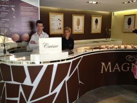 Magnum ouvre son café éphémère : Miam! | streetmarketing | Scoop.it