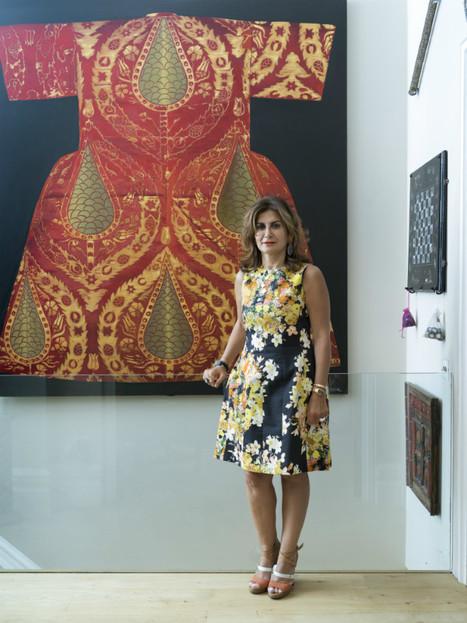 Collector Spotlight Mona Khashoggi Arab Amer