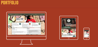 Smooth Scroll One Page Website Designs Inspire   Design Revolution   Scoop.it