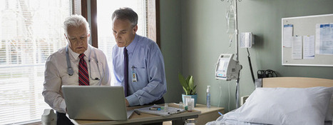 5 Ways to Reduce IT Security Risks in Hospitals | Anything I Can Share | Scoop.it