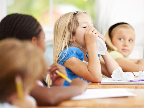 Schools rethink perfect attendance awards in bad flu season | It's Show Prep for Radio | Scoop.it