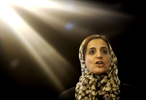 REVEALED: 100 most powerful Arab women 2013 | RichDubai | Scoop.it