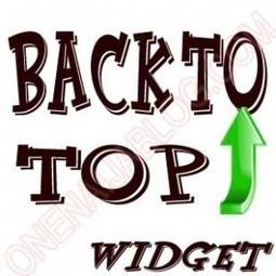 "ADDING A SLICK ""BACK TO TOP"" WIDGET FOR BLOGGER & WORDPRESS | Onenaija Blog | Blogger Tricks, Blog Templates, Widgets | Scoop.it"