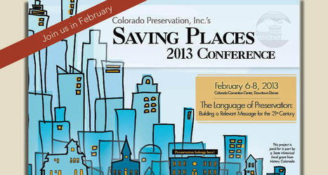Saving Places 2013: The Language of Preservation - Invitation | Online Registration by Cvent | Techno Geektart | Scoop.it