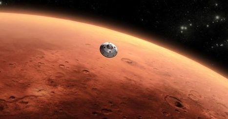 It's Official: We're Going to Mars | Space matters | Scoop.it