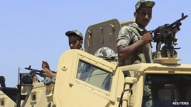 Egypt army in 'deadly Sinai raid' : One Caribbean Radio 105.1 HD2 ... | Info hors face book et twitter | Scoop.it