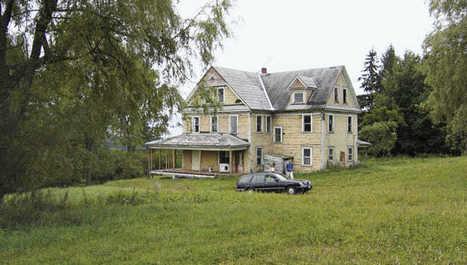 Pred a po: Rekonštrukcia tohto 100-ročného vidieckeho domu vás dostane! | domov.kormidlo.sk | Scoop.it